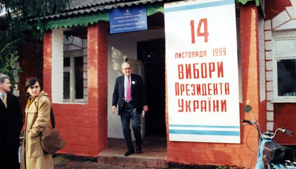 Thornburgh in Ukraine